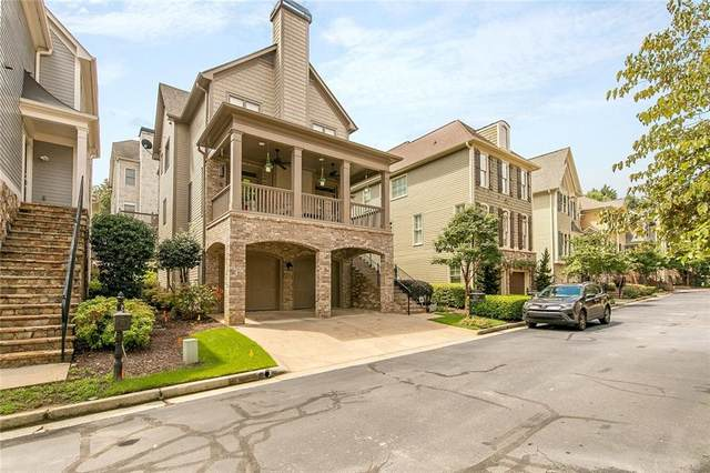 1128 Park Overlook Drive NE, Atlanta, GA 30324 (MLS #6932078) :: North Atlanta Home Team