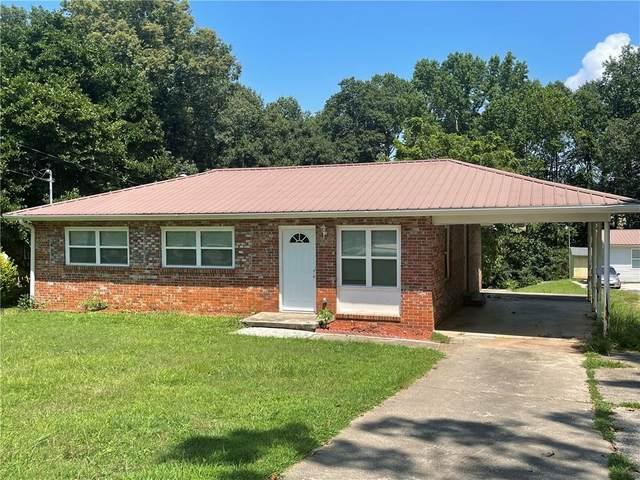 2854 Pinecrest Drive, Gainesville, GA 30504 (MLS #6932243) :: North Atlanta Home Team