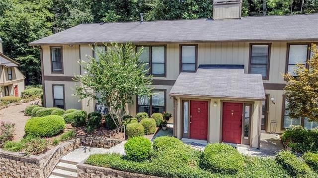 602 Woodcliff Drive, Sandy Springs, GA 30350 (MLS #6932266) :: North Atlanta Home Team