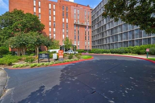 3060 Pharr Court North NW #512, Atlanta, GA 30305 (MLS #6932304) :: North Atlanta Home Team