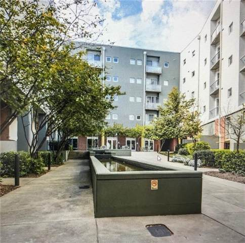 620 NE Glen Iris Drive NE #517, Atlanta, GA 30308 (MLS #6932309) :: Good Living Real Estate