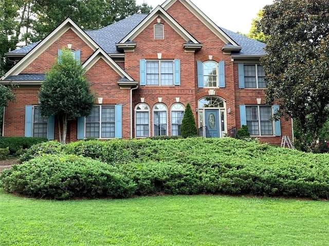 155 Silk Leaf Drive, Johns Creek, GA 30097 (MLS #6932354) :: North Atlanta Home Team