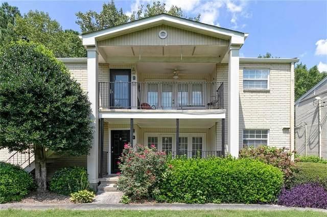 311 Peachtree Hills Avenue NE 15E, Atlanta, GA 30305 (MLS #6932455) :: Atlanta Communities Real Estate Brokerage