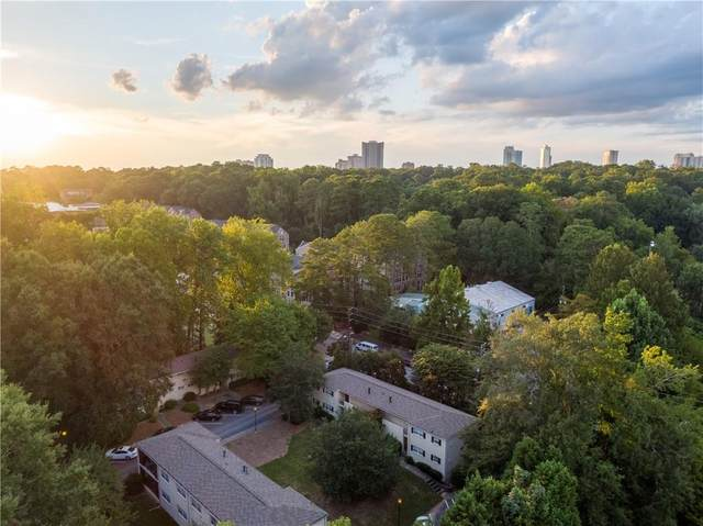 311 Peachtree Hills Avenue NE 1B, Atlanta, GA 30305 (MLS #6932532) :: Atlanta Communities Real Estate Brokerage
