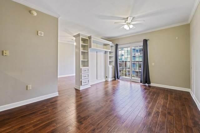 195 14th Street NE #401, Atlanta, GA 30309 (MLS #6932599) :: Good Living Real Estate