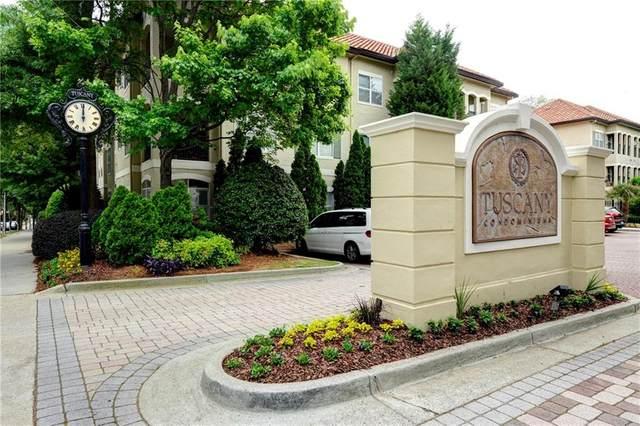 955 Juniper Street NE #4022, Atlanta, GA 30309 (MLS #6932669) :: The Hinsons - Mike Hinson & Harriet Hinson