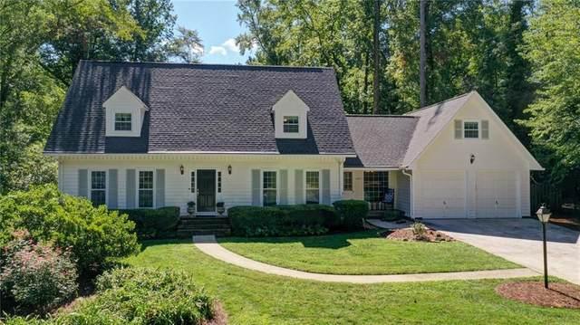 535 Bridgewater Drive, Sandy Springs, GA 30328 (MLS #6932676) :: Atlanta Communities Real Estate Brokerage