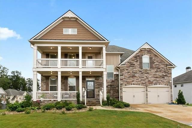 3601 Tioga Lake Cove, Lawrenceville, GA 30044 (MLS #6932710) :: Kennesaw Life Real Estate