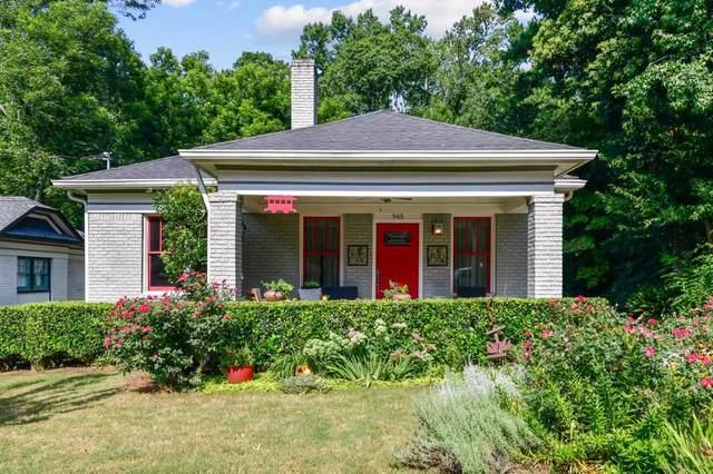 943 Woodland Avenue SE, Atlanta, GA 30316 (MLS #6932715) :: Good Living Real Estate