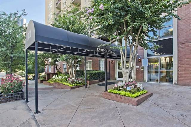 1101 Juniper Street NE #712, Atlanta, GA 30309 (MLS #6932757) :: The Kroupa Team   Berkshire Hathaway HomeServices Georgia Properties