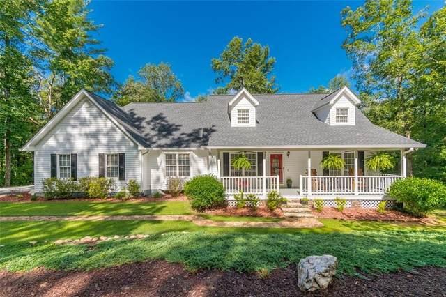 252 Nature Trail Road, Dawsonville, GA 30534 (MLS #6932790) :: North Atlanta Home Team
