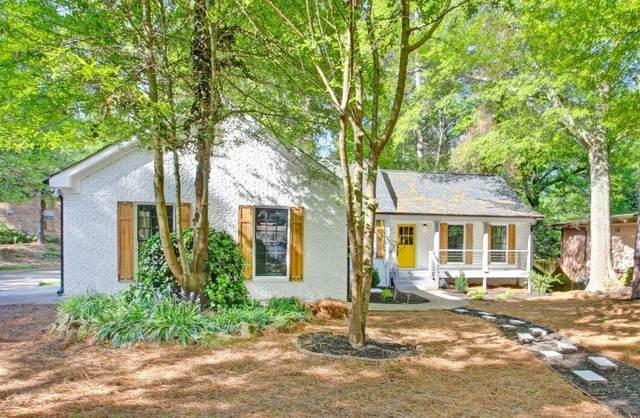 957 Nottingham Drive, Avondale Estates, GA 30002 (MLS #6932818) :: North Atlanta Home Team