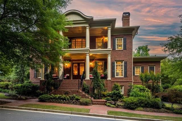 3155 E Addison Drive, Alpharetta, GA 30022 (MLS #6932846) :: North Atlanta Home Team