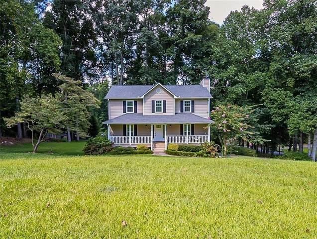 3776 Shiloh Church Road NW, Kennesaw, GA 30152 (MLS #6932860) :: North Atlanta Home Team