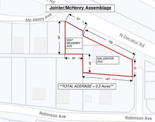 506 Jointer Avenue, Scottdale, GA 30079 (MLS #6932880) :: HergGroup Atlanta