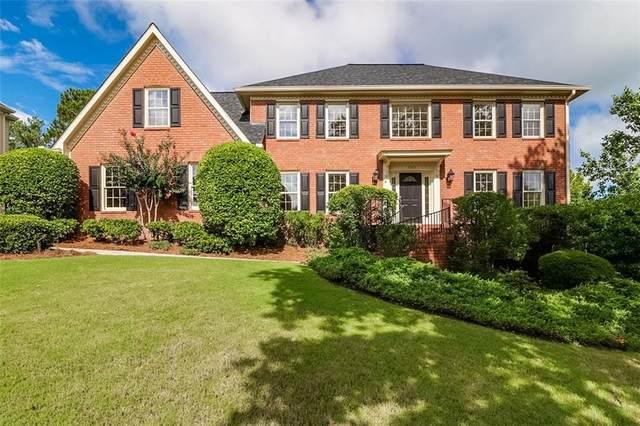 5921 Ranger Court, Peachtree Corners, GA 30092 (MLS #6932939) :: North Atlanta Home Team
