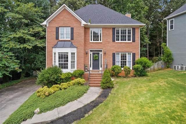 214 Beaver Creek Lane, Woodstock, GA 30189 (MLS #6932967) :: North Atlanta Home Team