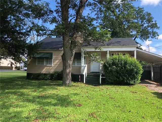 208 Taylor Street, Barnesville, GA 30204 (MLS #6933001) :: North Atlanta Home Team