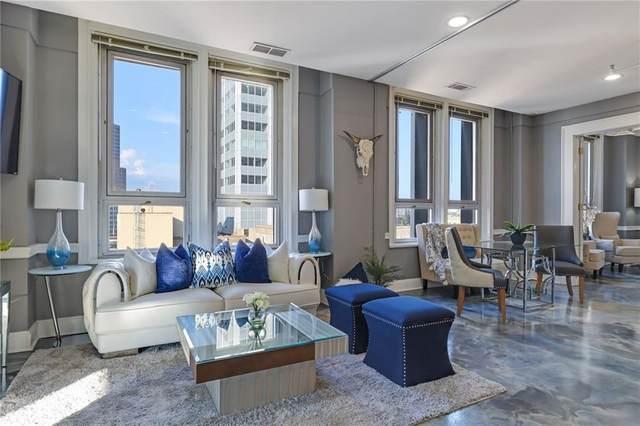 20 Marietta Street NW 17A, Atlanta, GA 30303 (MLS #6933088) :: Good Living Real Estate