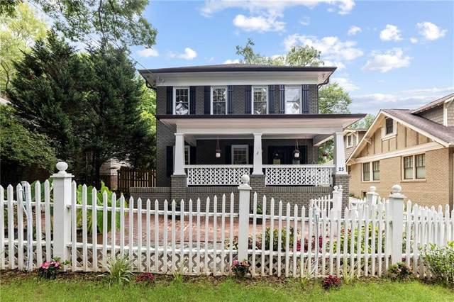 25 Peachtree Hills Avenue NE, Atlanta, GA 30305 (MLS #6933126) :: North Atlanta Home Team