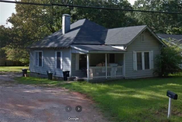 1811 Old Atlanta Road, Griffin, GA 30223 (MLS #6933143) :: Atlanta Communities Real Estate Brokerage