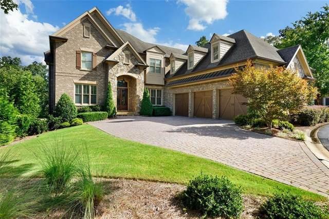 5422 Heyward Square Place, Marietta, GA 30068 (MLS #6933161) :: North Atlanta Home Team
