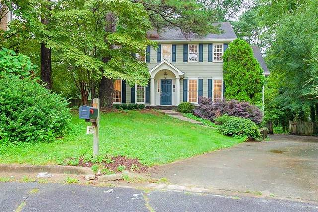 2052 Sumter Court, Lawrenceville, GA 30044 (MLS #6933189) :: The Realty Queen & Team