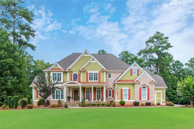 5156 Foxvale Cove NW, Kennesaw, GA 30152 (MLS #6933206) :: North Atlanta Home Team