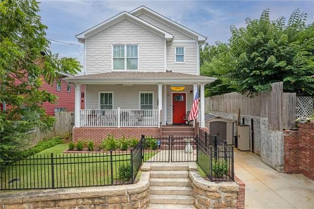 234 Woodward Avenue SE, Atlanta, GA 30312 (MLS #6933234) :: North Atlanta Home Team