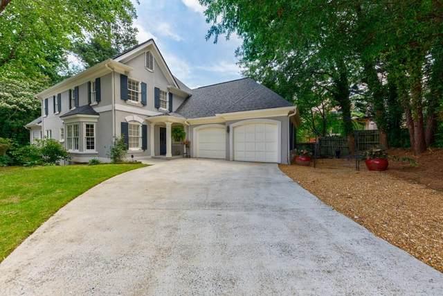2309 Attaway Walk, Brookhaven, GA 30319 (MLS #6933262) :: Good Living Real Estate