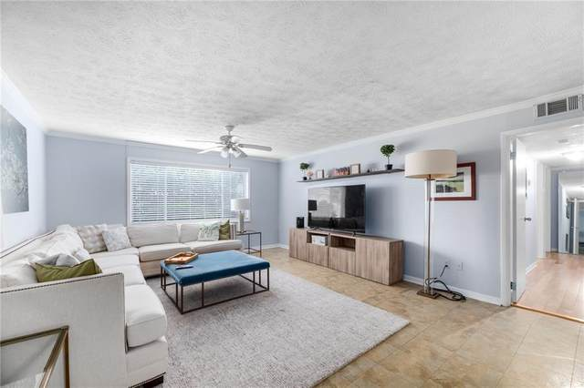 115 Biscayne Drive NW C3, Atlanta, GA 30309 (MLS #6933294) :: Atlanta Communities Real Estate Brokerage