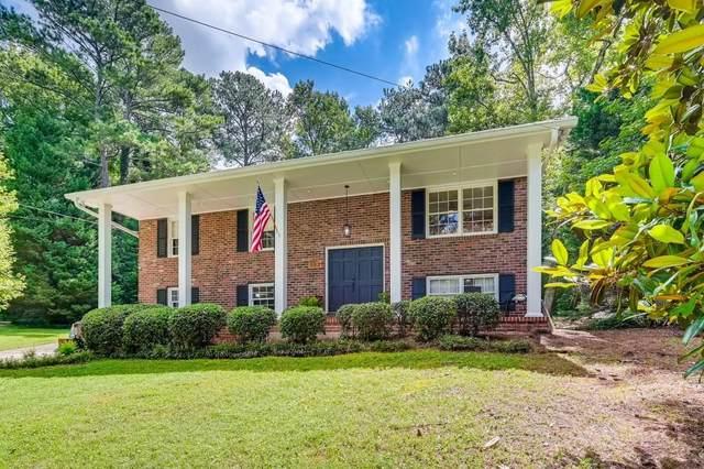 982 Viscount Court, Avondale Estates, GA 30002 (MLS #6933313) :: North Atlanta Home Team