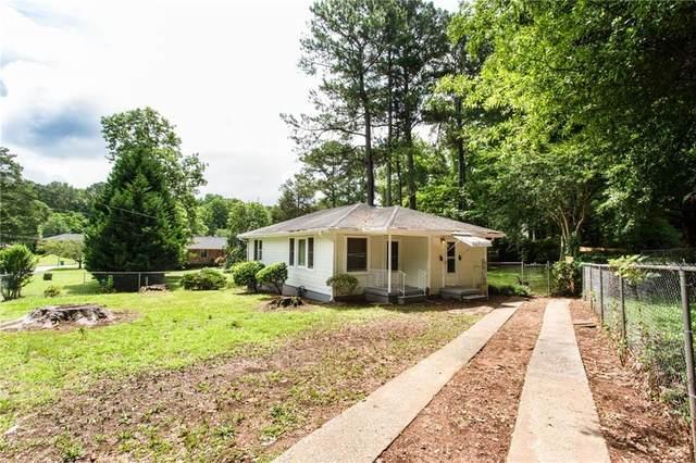 2955 Dale Place, Decatur, GA 30032 (MLS #6933334) :: North Atlanta Home Team