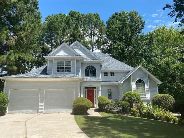 110 Glengary Court, Fayetteville, GA 30214 (MLS #6933351) :: North Atlanta Home Team