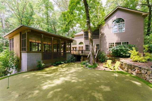 1131 Roxboro Drive NE, Atlanta, GA 30324 (MLS #6933419) :: Tonda Booker Real Estate Sales