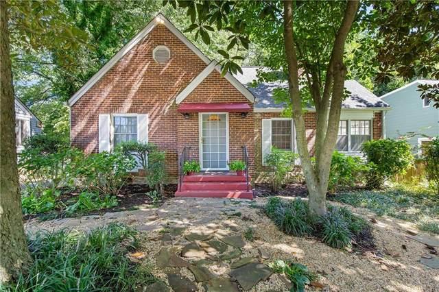 579 Lynnhaven Drive SW, Atlanta, GA 30310 (MLS #6933437) :: North Atlanta Home Team