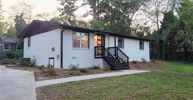 2284 Wayside Drive NE, Brookhaven, GA 30319 (MLS #6933516) :: North Atlanta Home Team