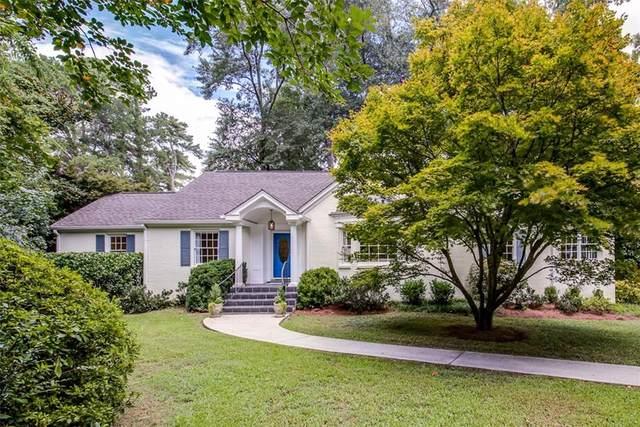 1250 Oakdale Road NE, Atlanta, GA 30307 (MLS #6933550) :: Dawn & Amy Real Estate Team