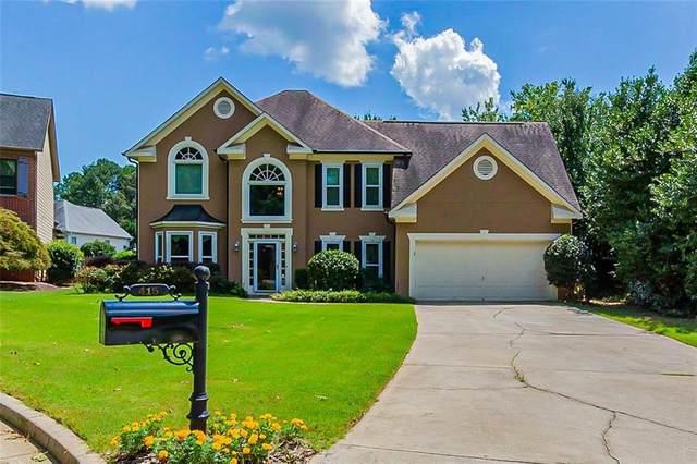 415 Brookhollow Lane, Alpharetta, GA 30022 (MLS #6933572) :: North Atlanta Home Team
