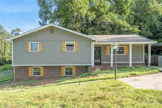 4004 Cindy Drive, Douglasville, GA 30135 (MLS #6933623) :: Atlanta Communities Real Estate Brokerage