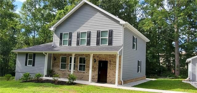 4300 Meek Road, Powder Springs, GA 30127 (MLS #6933639) :: North Atlanta Home Team