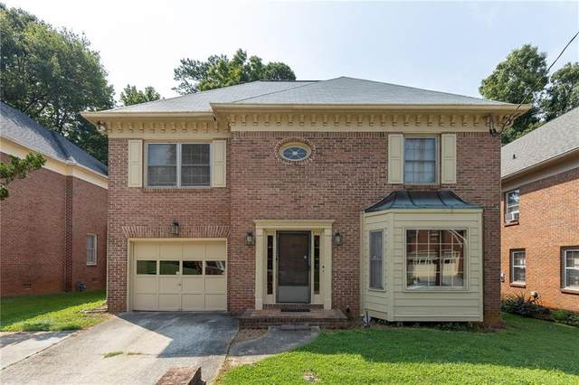 4355 Hambrick Place, Stone Mountain, GA 30083 (MLS #6933692) :: North Atlanta Home Team