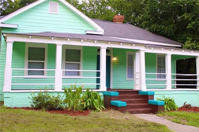 231 Spikes Street, Macon, GA 31206 (MLS #6933760) :: North Atlanta Home Team