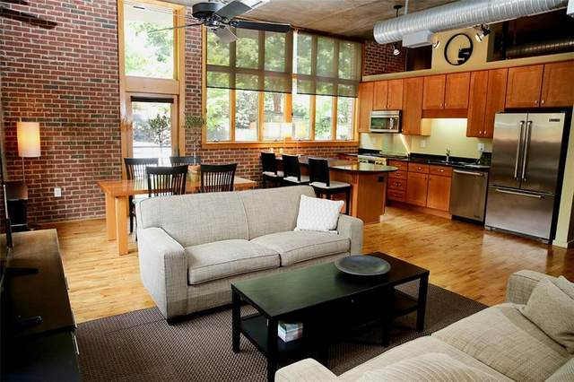 640 Glen Iris Drive #316, Atlanta, GA 30308 (MLS #6933872) :: Kennesaw Life Real Estate