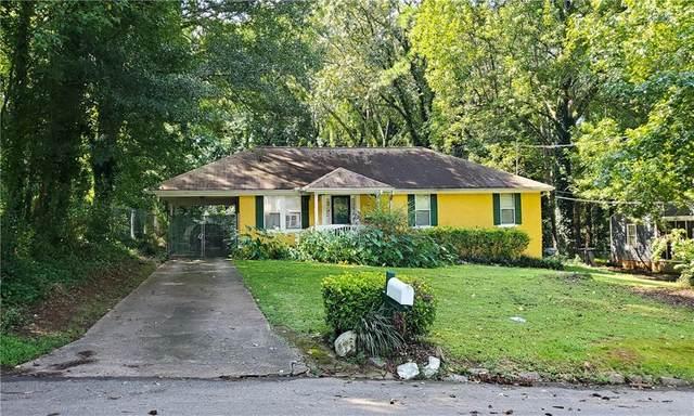1714 Beechwood Boulevard SW, Atlanta, GA 30311 (MLS #6933908) :: North Atlanta Home Team