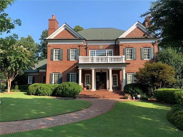 4821 Outer Bank Drive, Peachtree Corners, GA 30092 (MLS #6933957) :: North Atlanta Home Team