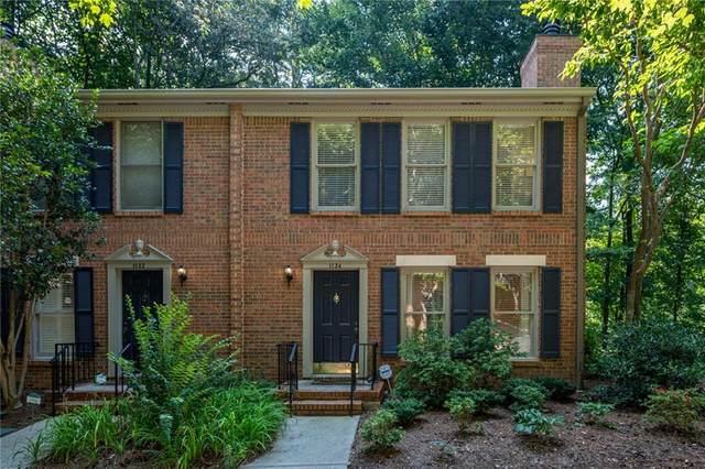 1124 Morningside Place NE, Atlanta, GA 30306 (MLS #6933959) :: Kennesaw Life Real Estate