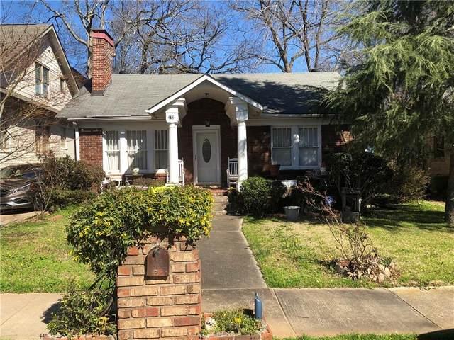 272 Cambridge Avenue, Decatur, GA 30030 (MLS #6933978) :: North Atlanta Home Team