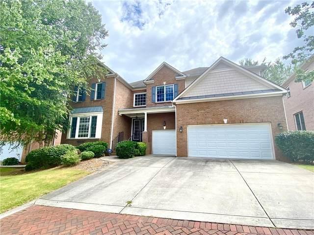 2266 Norbury Drive SE, Smyrna, GA 30080 (MLS #6933984) :: North Atlanta Home Team