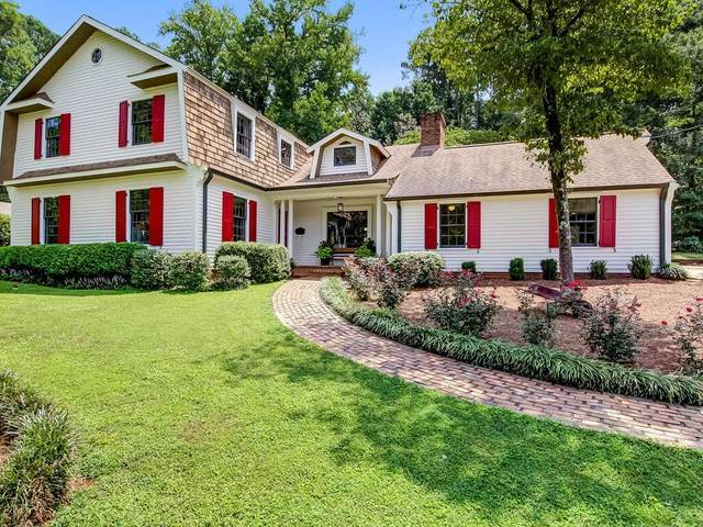 1042 Viscount Court, Avondale Estates, GA 30002 (MLS #6934042) :: North Atlanta Home Team